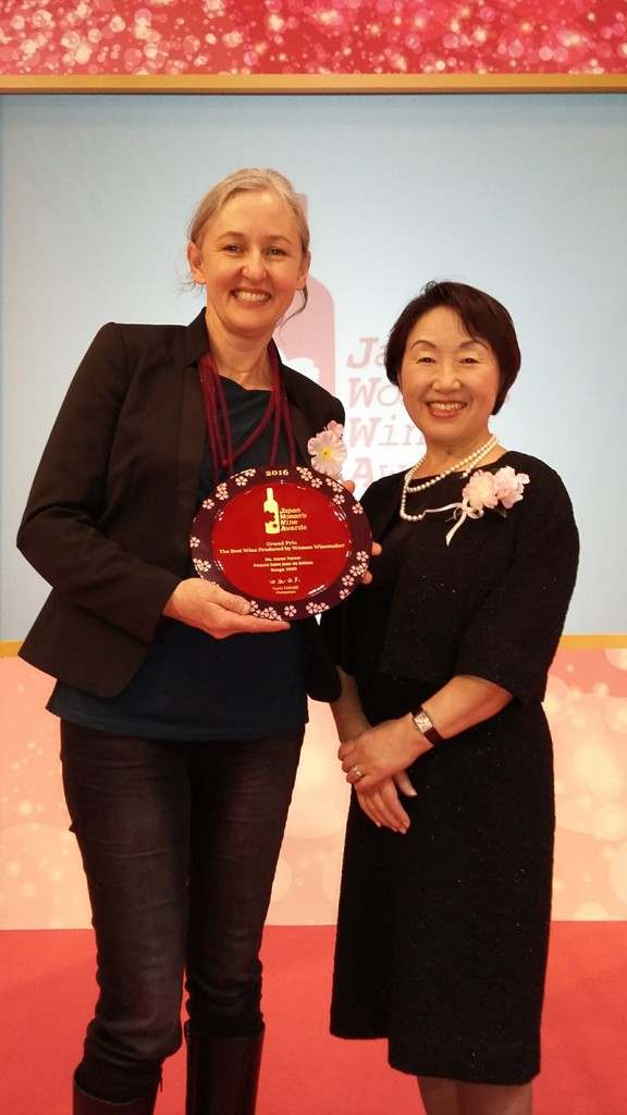 karen turner best wine woman winemaker sakura